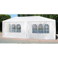 Садовый шатер Афина-Мебель AFM-1015B White