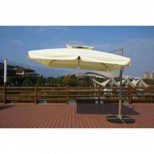 Зонт для сада Афина-Мебель AFM-250SLB-Light Beige(2,5x2,5)