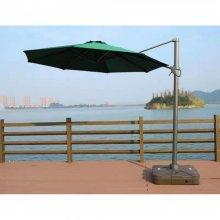 Зонт для сада Афина-Мебель AFM-300DG-Green