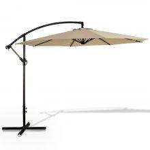 Зонт для сада Афина-Мебель AFM-300B-Banan-Beige