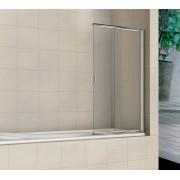 Шторка на ванну RGW SC-40 (100х150) прозрачное стекло