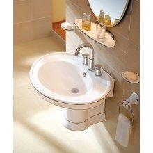 Раковина для ванной CeramaLux 1414