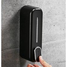 Дозатор для жидкого мыла CeramaLux F7020 Черный