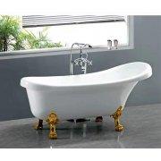 Акриловая ванна CeruttiSPA VICO C-2015-1