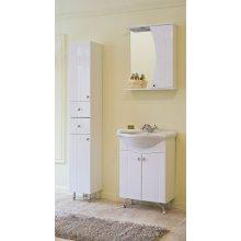 Мебель для ванной комнаты Aqua Joy Стелла 50