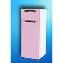 Тумба Монако Люкс напольная 30 Розовая