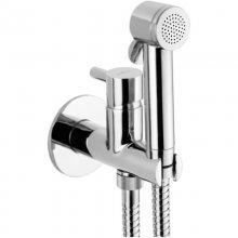 Смеситель с гигиеническим душем Webert EL 870303.015 PVC